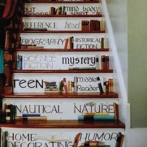 artsy stairsteps
