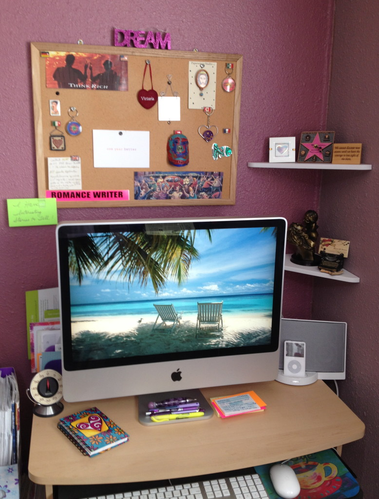 Creative Spaces post by Victoria M. Johnson
