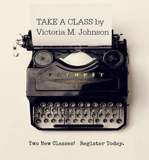 Take a Workshop by Victoria M. Johnson