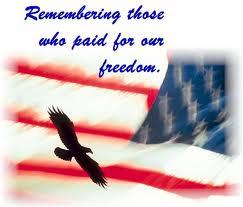 Memorial Day Reflection