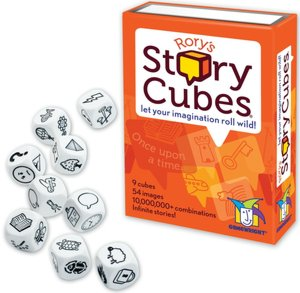 Writing Prompts and Story Cubes