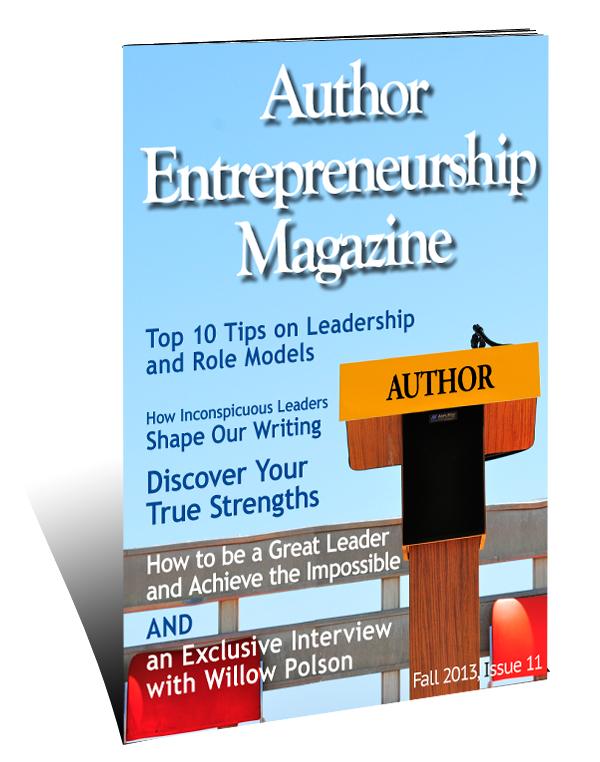 Author Entrepreneur Magazine Beth Barany