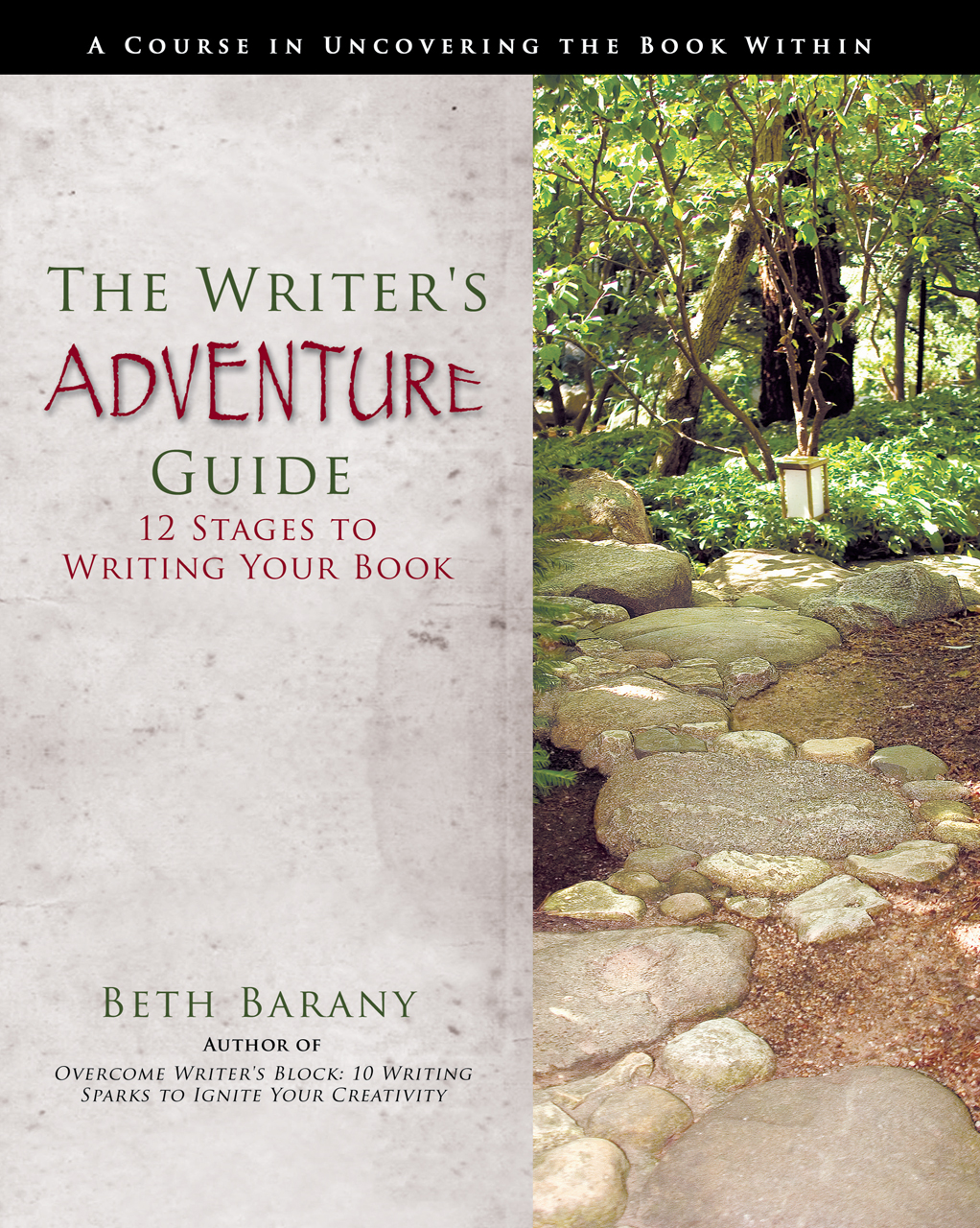Writers Adventure Guide Beth Barany